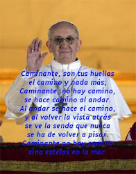 Oremus Pro Pontifice Nostro Francisco