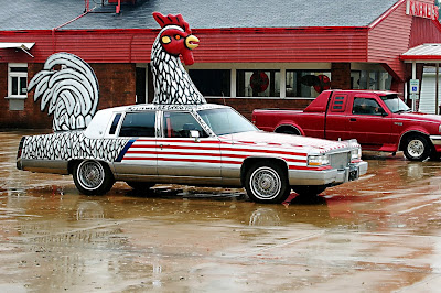 The Chickenmobile