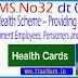 GO No 32 Employees Health Scheme  Providing Cashless medical treatment in Telangana