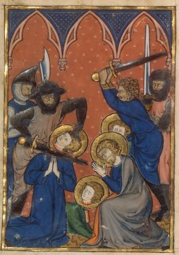 les compagnons de saint martin