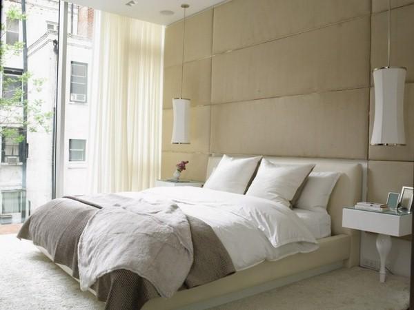Pendant Lighting Beside Bed : Foundation dezin decor relaxed bedroom designing