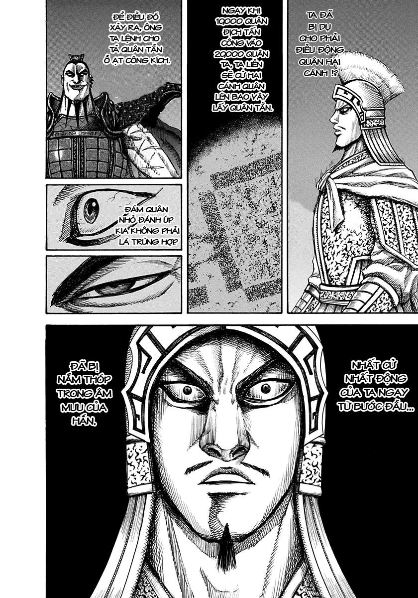Kingdom – Vương Giả Thiên Hạ (Tổng Hợp) chap 129 page 9 - IZTruyenTranh.com