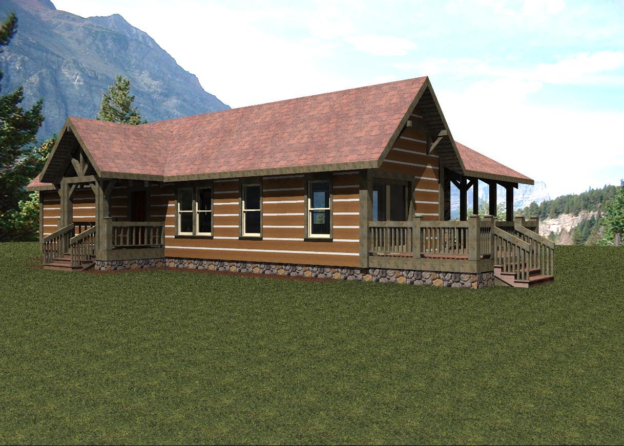 Descargar planos de casas y viviendas gratis fotos de for Modelos de casas rusticas