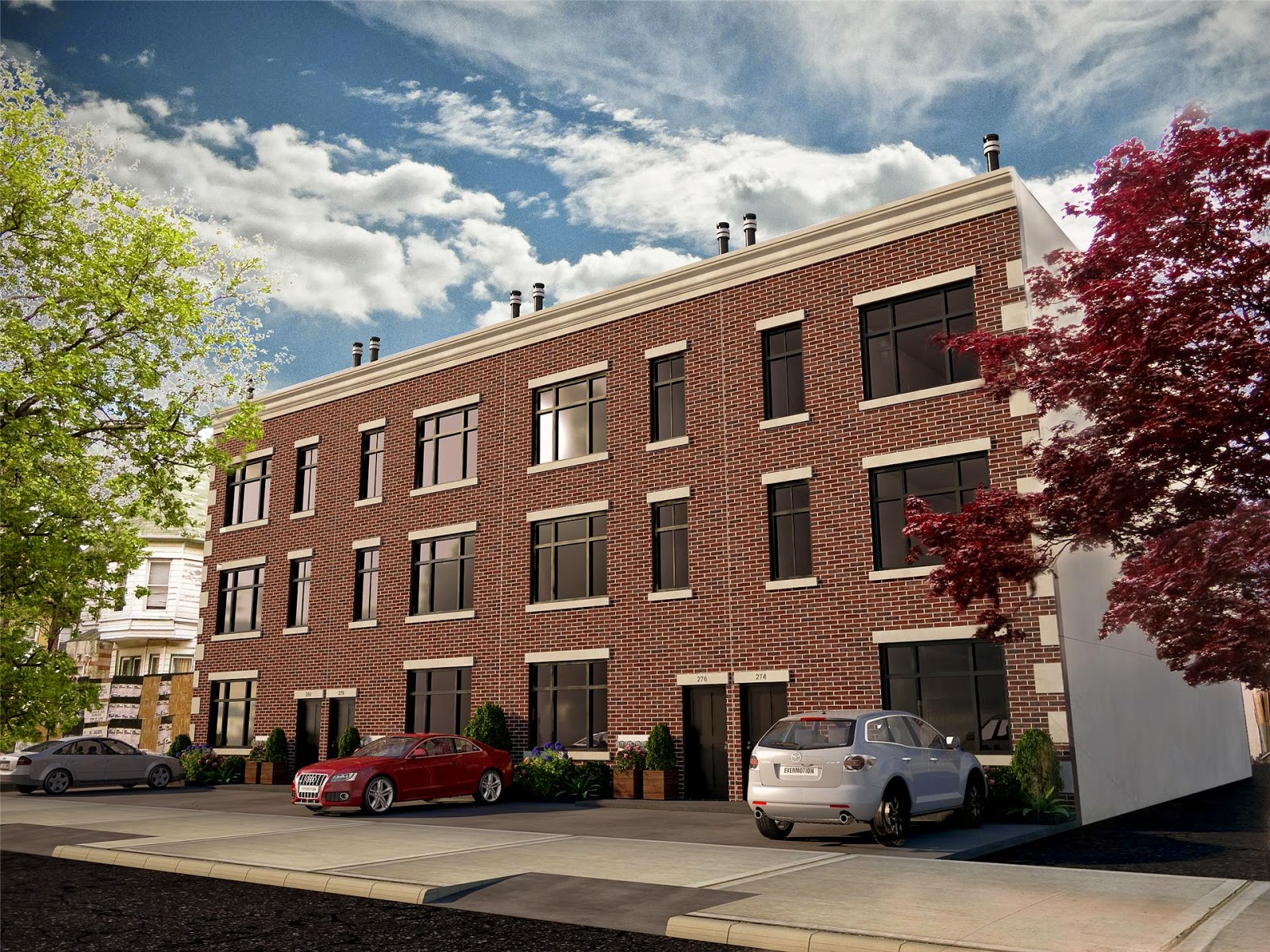 the Q at Parkside: Welcome Home to Heights Park