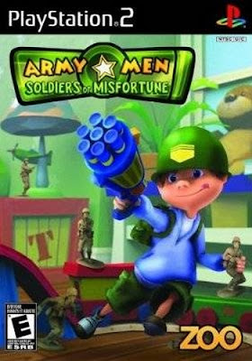 Army Men: Soldiers of Misfortune (PS2) 2008