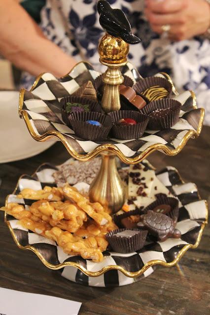 Chocolates at Bee's Knees Supply Company