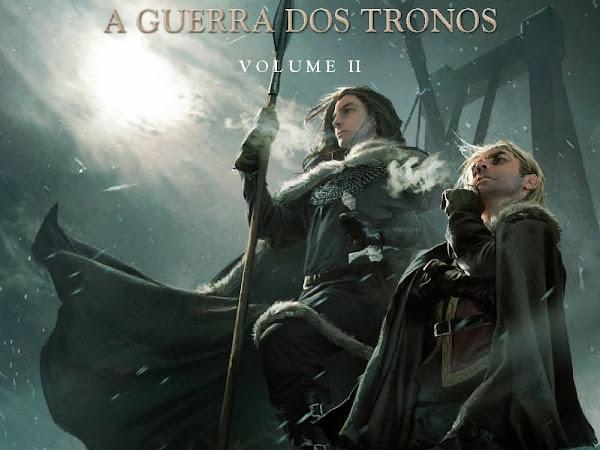 Lançamento destaque: HQ Guerra dos Tronos, volume 2, Fantasy - Casa da Palavra