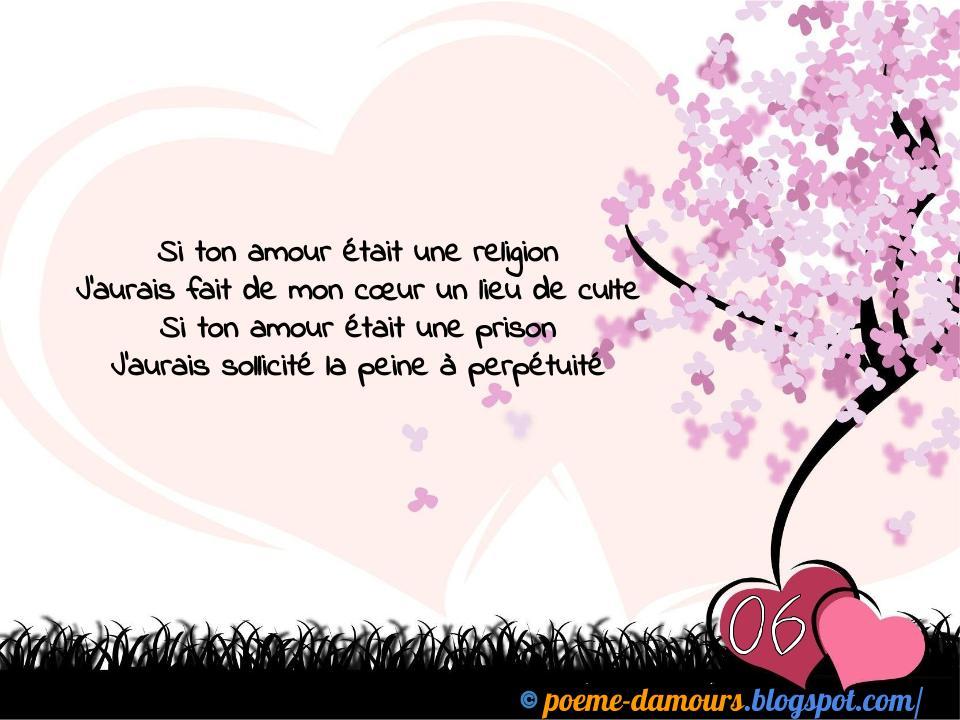 Poèmes d'amour de l'adolescence romantique