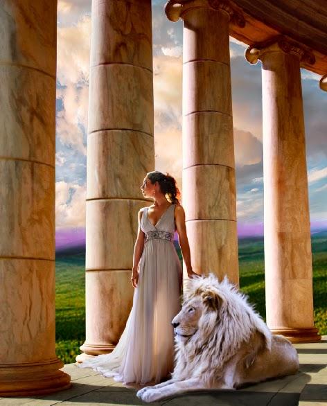 Pagan Spoonie Greek Goddesses Gaia Rhea Demeter