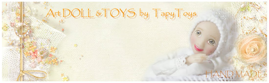 Art doll & toys by Tapytoys