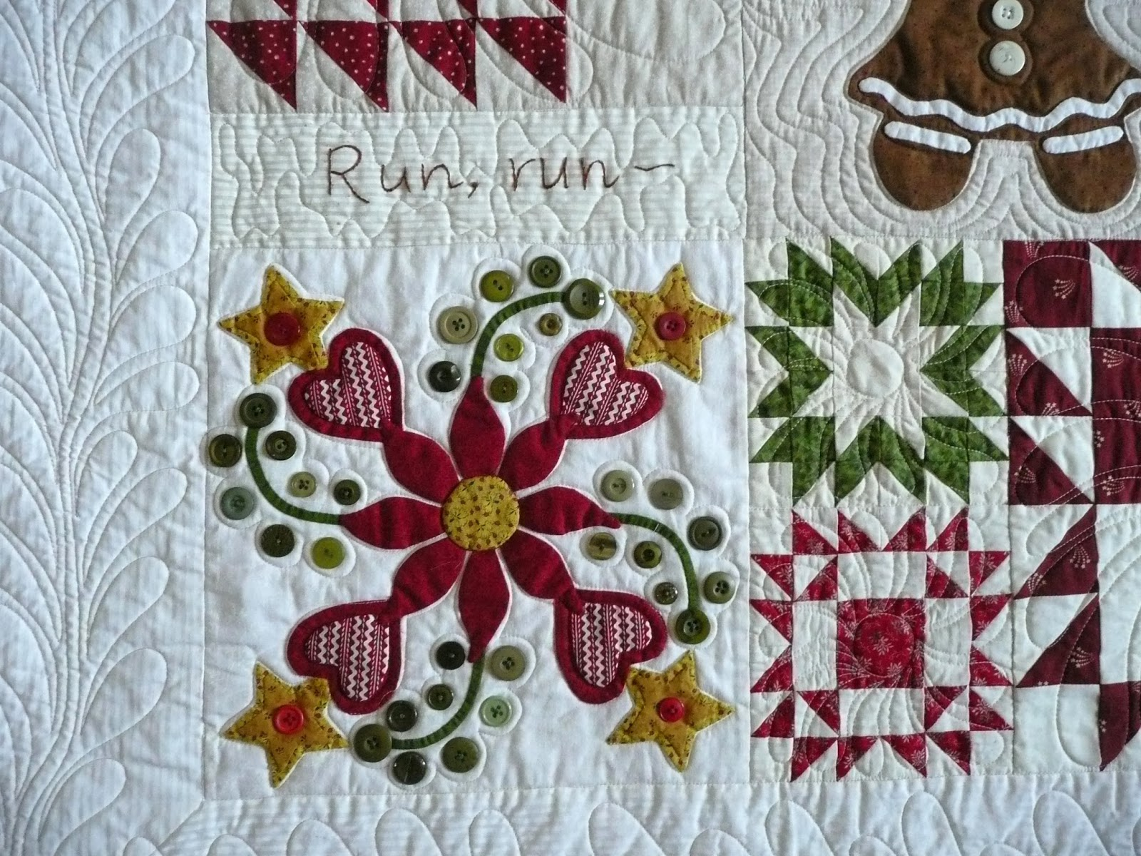 Come Quilt (Sue Garman): Happy Holidays! : twas the night before christmas quilt - Adamdwight.com