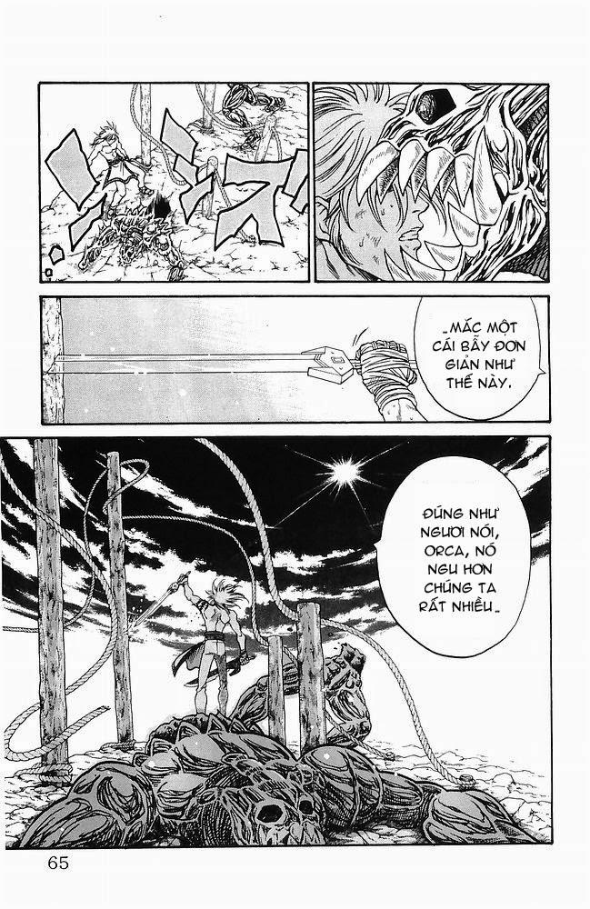 Vua Trên Biển – Coco Full Ahead chap 207 Trang 17 - Mangak.info