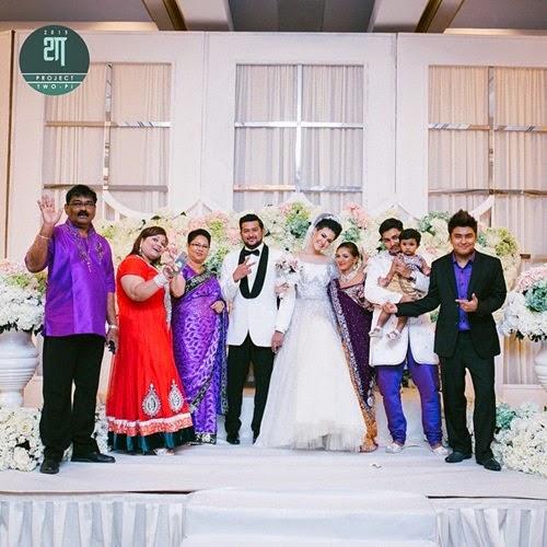 Eina Azman Cuba Musnahkan Hubungan Adik Beradik Suaminya, info, terkin, hiburan, sensasi, gosip, kontroversi, eina azman