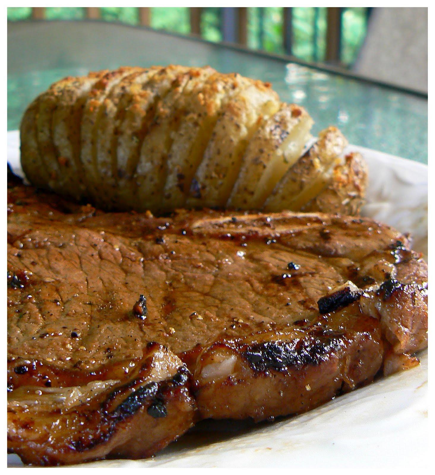 Marinade pour steak bbq - Recette