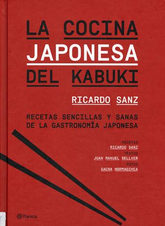 Libros de cocina y gastronom a la cocina japonesa del kabuki - Libro cocina peruana pdf ...