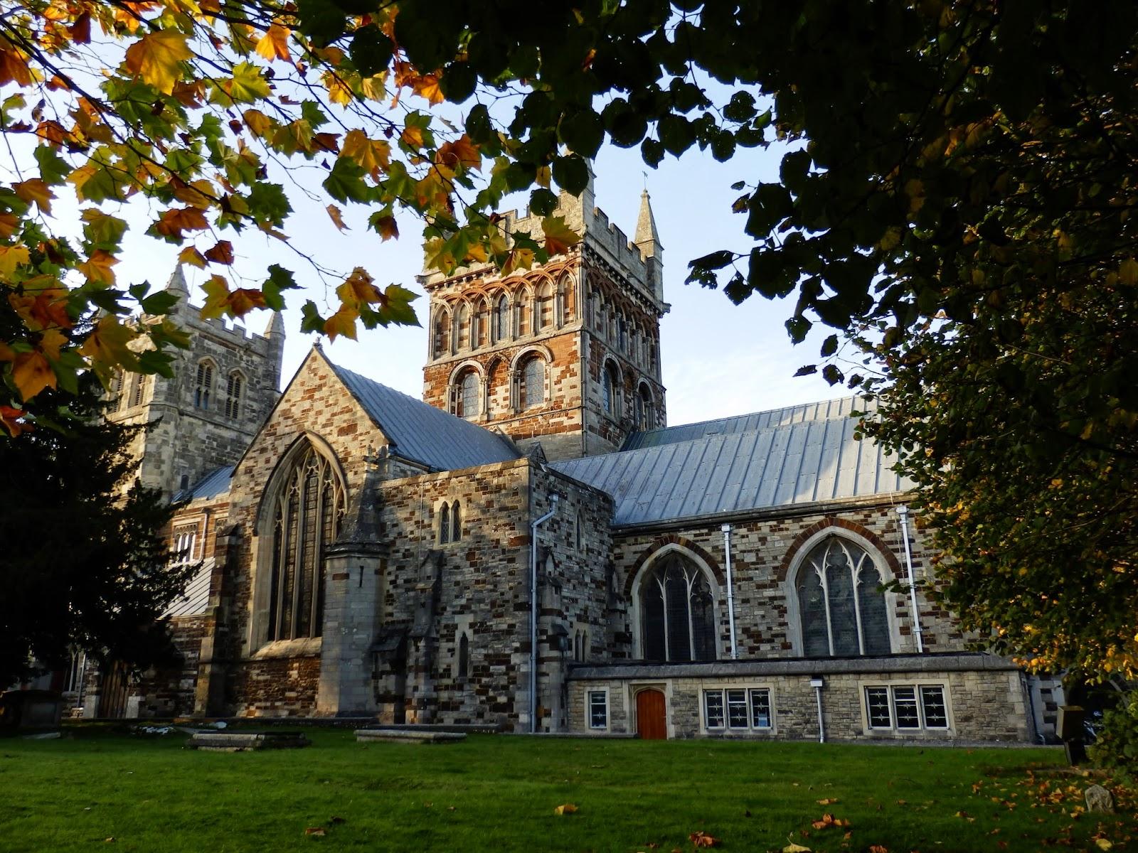 Wimborne Church, Dorset