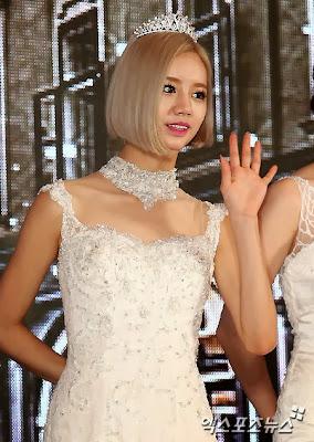 Girls Day Hyeri Something Showcase