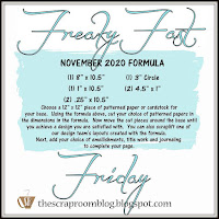 NOV 2020 Freaky Fast Formula