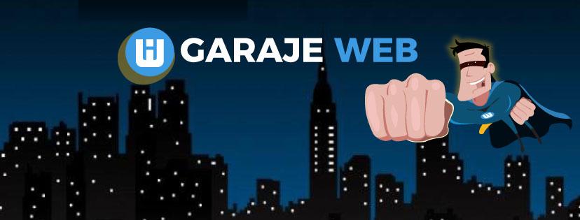 Ya conoces Garaje Web?