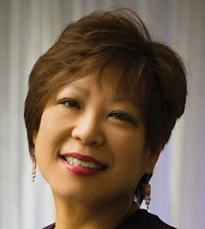 Modern Chinese-American Woman
