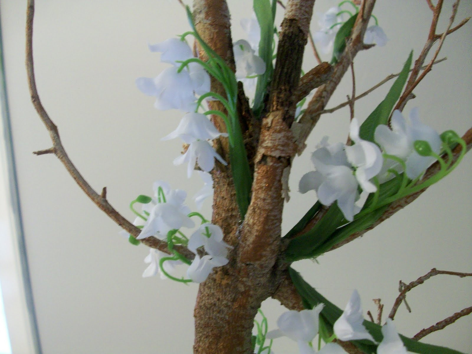 El blog de tit - Arreglos florales con flores secas ...