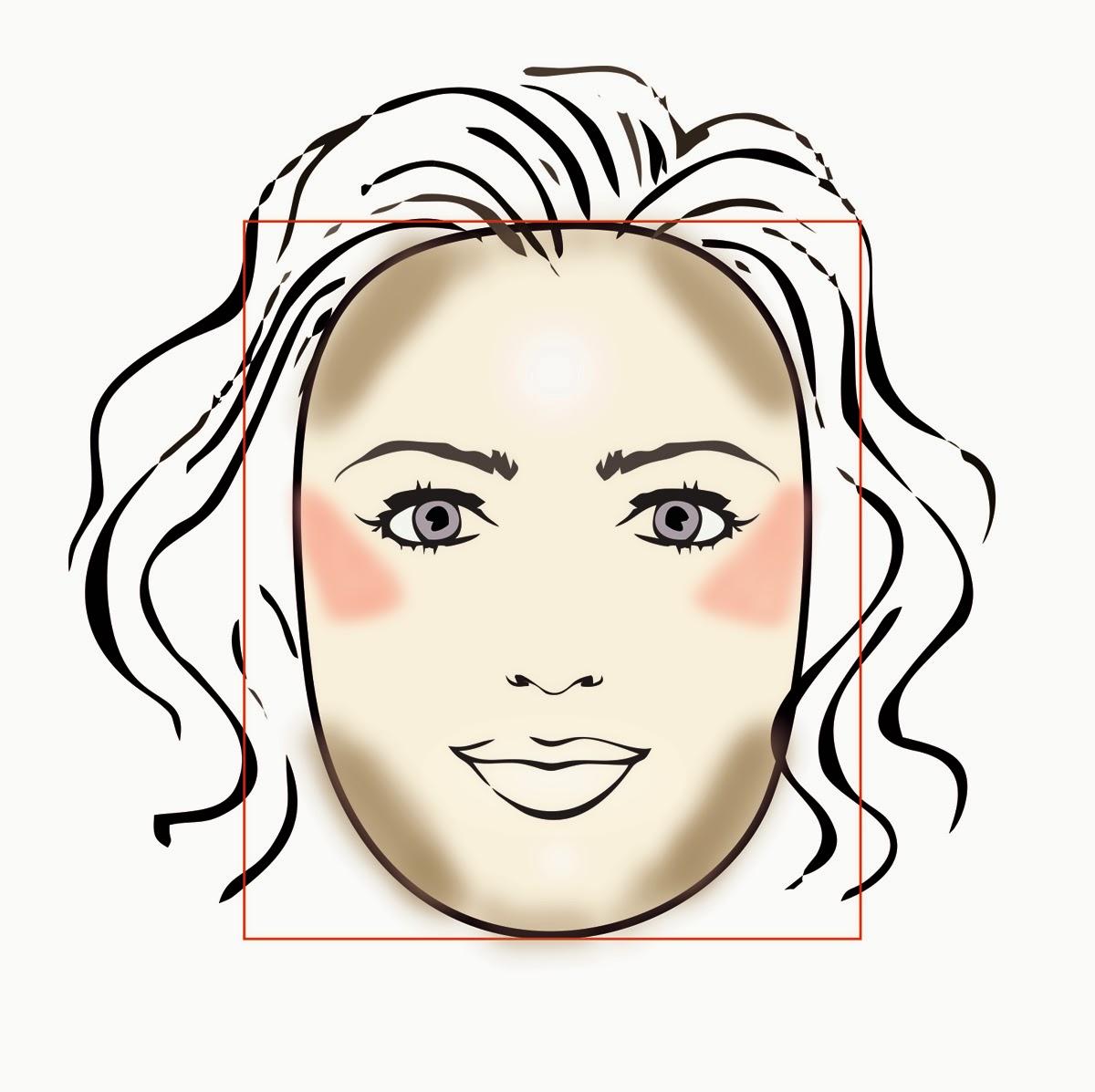 Лицо, часть 8. Круглое лицо: общие рекомендации 11