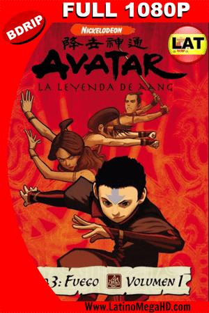 Avatar La Leyenda De Aang (2008) Temporada 3 Latino Full HD BDRIP 1080p ()