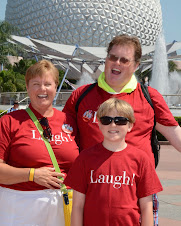 """Laughing"" At EPCOT"