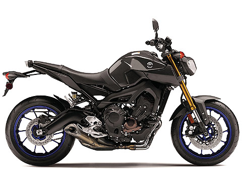 2014 Yamaha FZ-09 Gambar Motor , 480x360 pixels