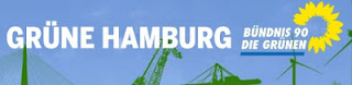 Logo Bündnis 90/Die Grünen Hamburg