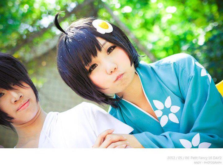 CosRain.Com Neneko's COSPLAY - Nisemonogatari