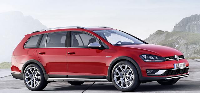 2017 Volkswagen Golf SportWagen Alltrack Price Review Release Date