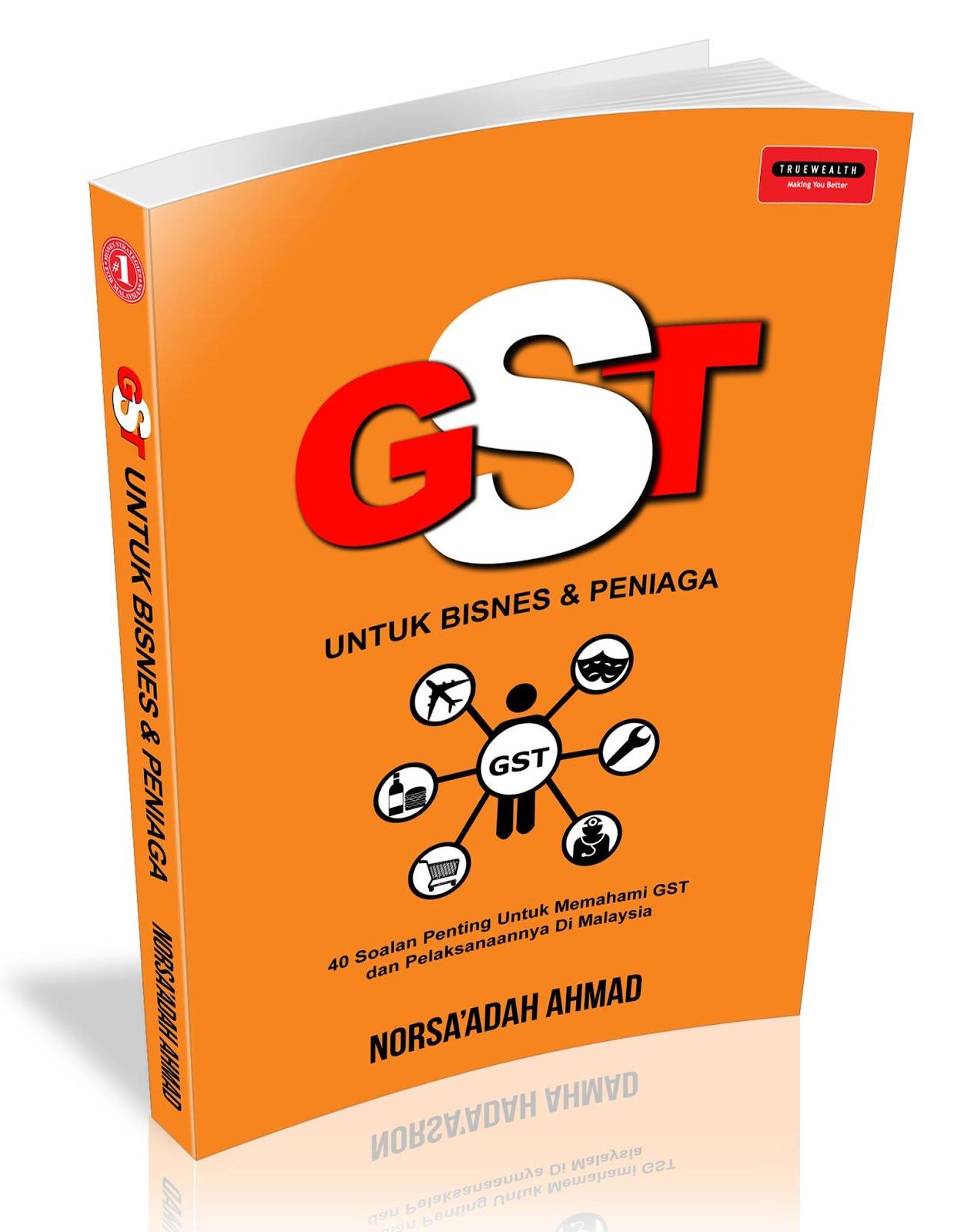 Buku GST Peniaga