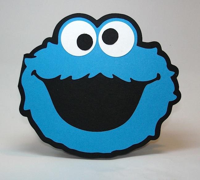 creating in carolina cookie monster