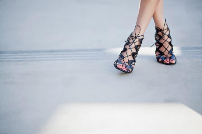 lace up sandal trend spring summer target black