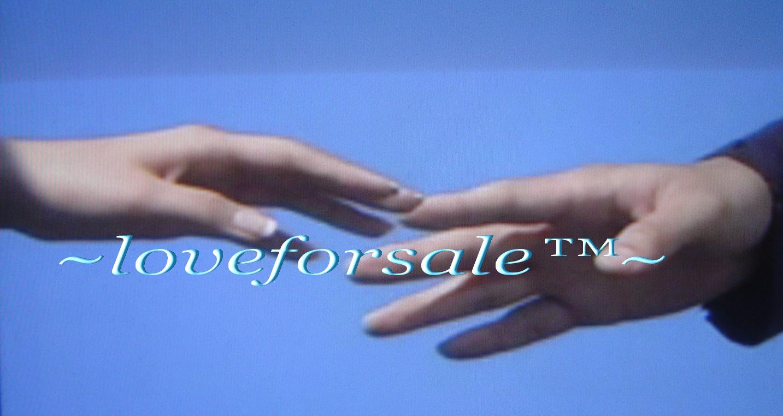 Love for sale cinta untuk dijual