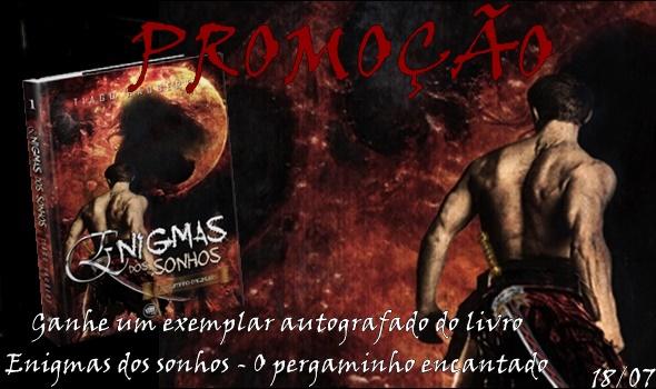 Promoção: Livro Enigmas dos sonhos