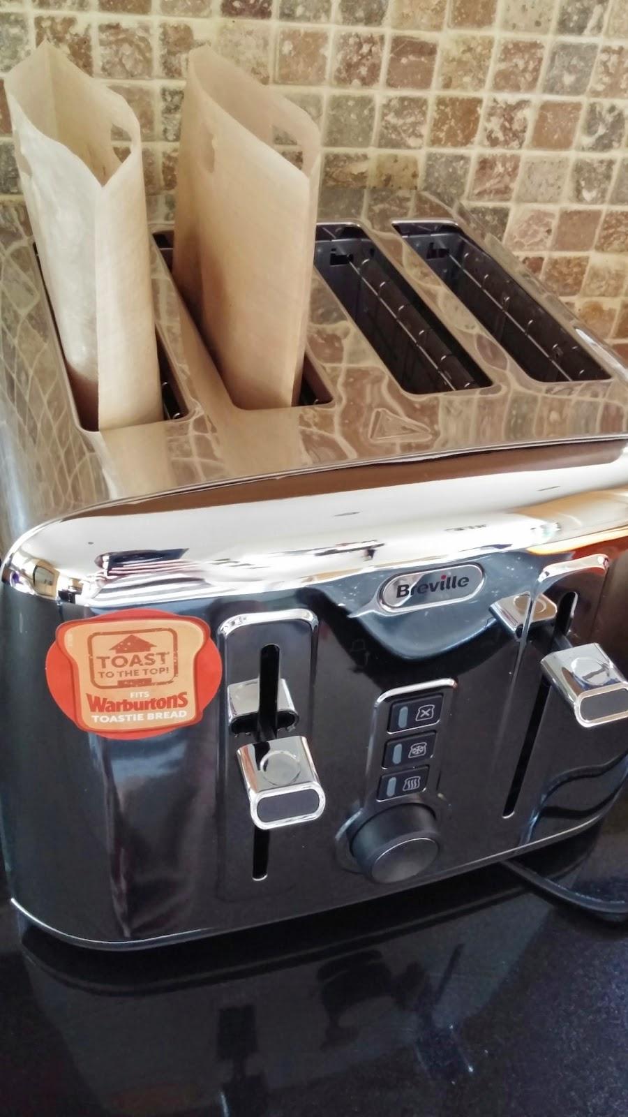 Warburton's toaster