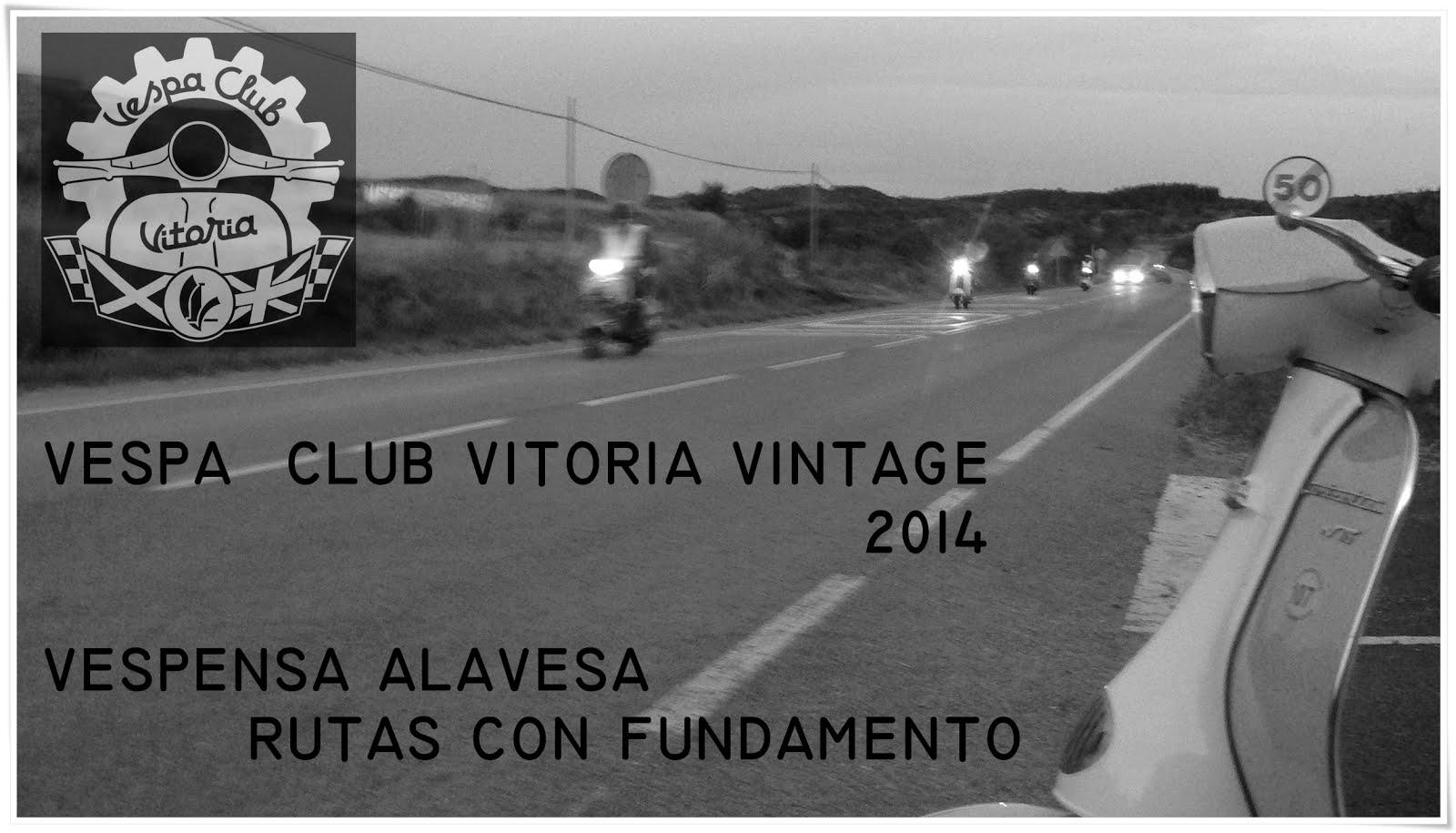 """PROYECTO 2014 """"VESPENSA ALAVESA"""""""