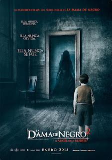 La dama de negro 2: El ángel de la muerte (2015) [Cam] [Latino]
