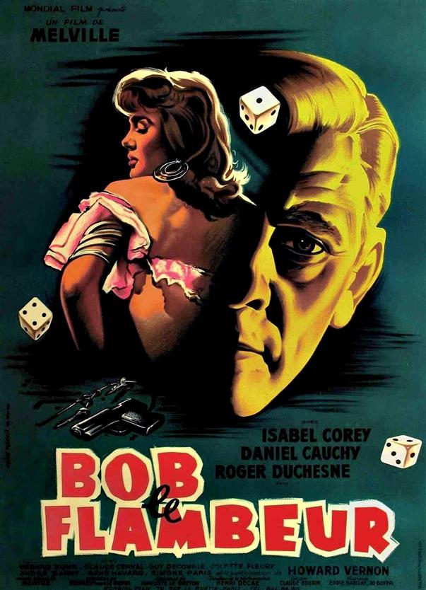 Cartel de Bob el jugador