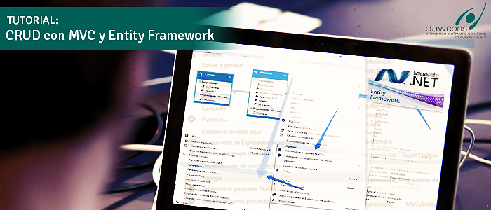 TUTORIAL: CRUD con MVC y Entity Framework