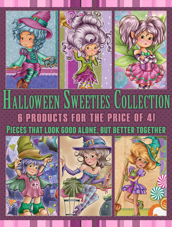Halloween Sweeties Collection