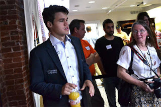 Echecs : Carlsen remporte la Sinquefield Cup - Photo © Chessbase