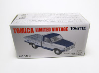 Tomica Limited Vintage LV-15d Datsun 1200 Truck(Yamashin Soy Sauce)