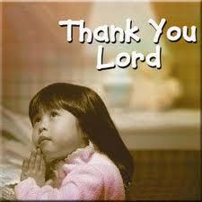 syukur kepada Tuhan