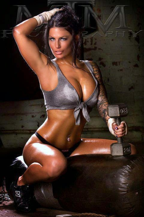 Chicas sexys del Fitness!!! - Culturismo & Fitness