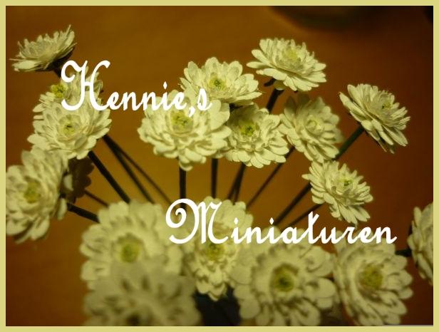 Hennie,s miniaturen
