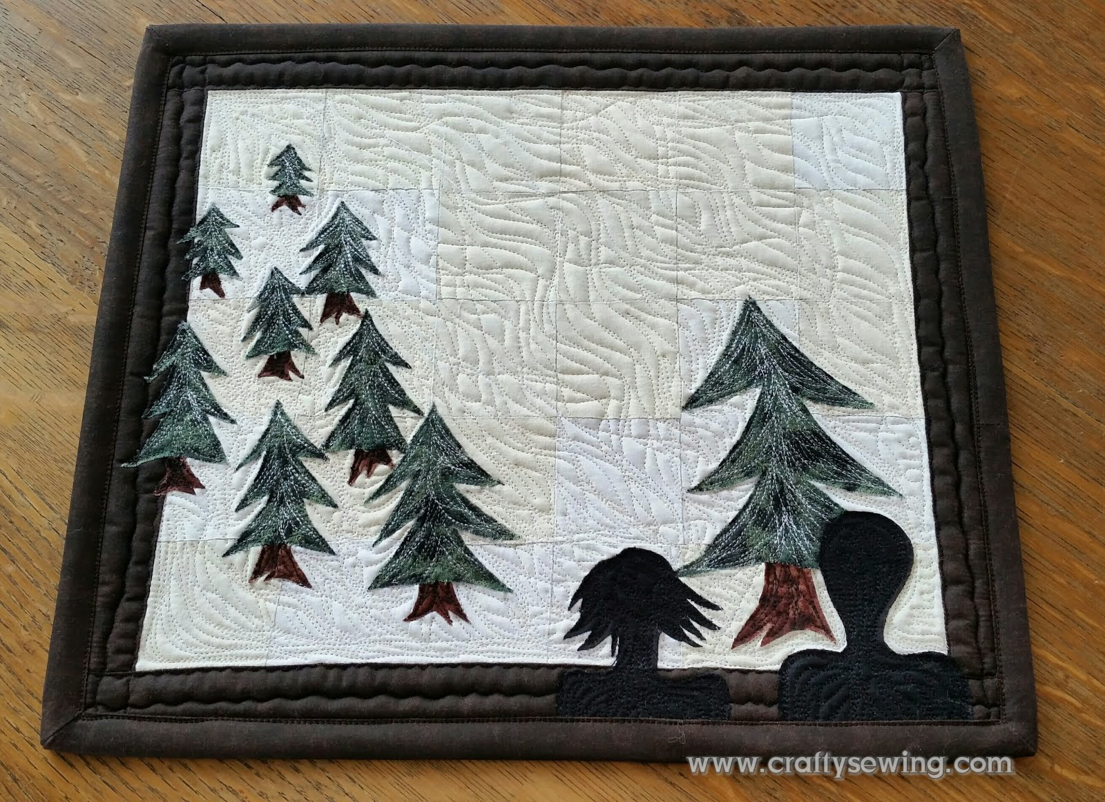 2016 Project Quilting Season 7 Challenge 4
