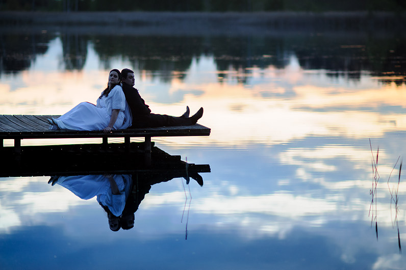 nuostabios vestuvinės fotografijos Vilkaviškyje